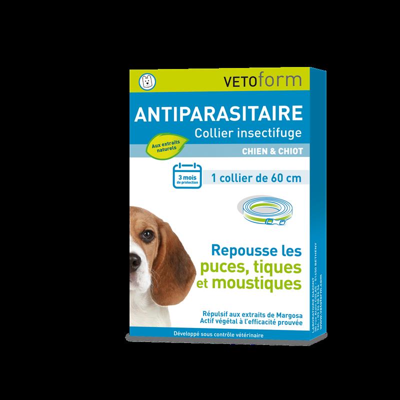 Collier pour chien et chiot - VETOFORM