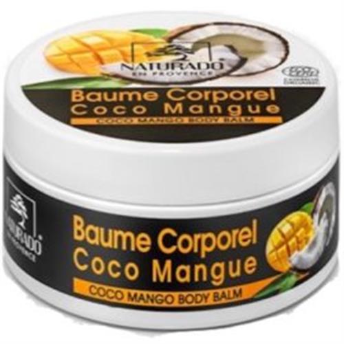 Baume corporel coco-mangue - 200 ml - NATURADO EN PROVENCE