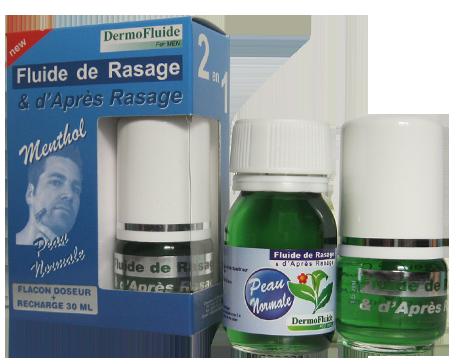 Menthol - classique - 30 ml - DERMOFLUIDE - DETERLUB