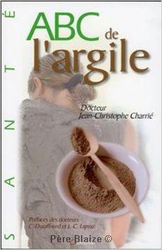 ABC de L'argile Dr Charrié - Livre - ARGILETZ