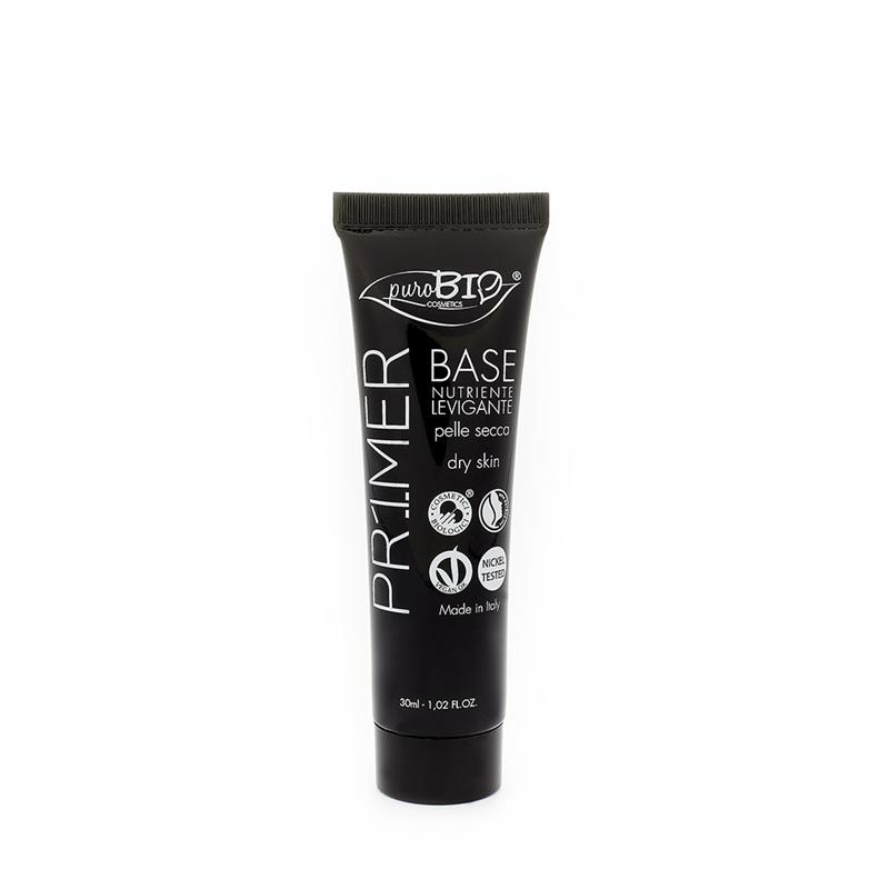 base de teint  01 - peau sèche - 30 ml - PUROBIO COSMETICS