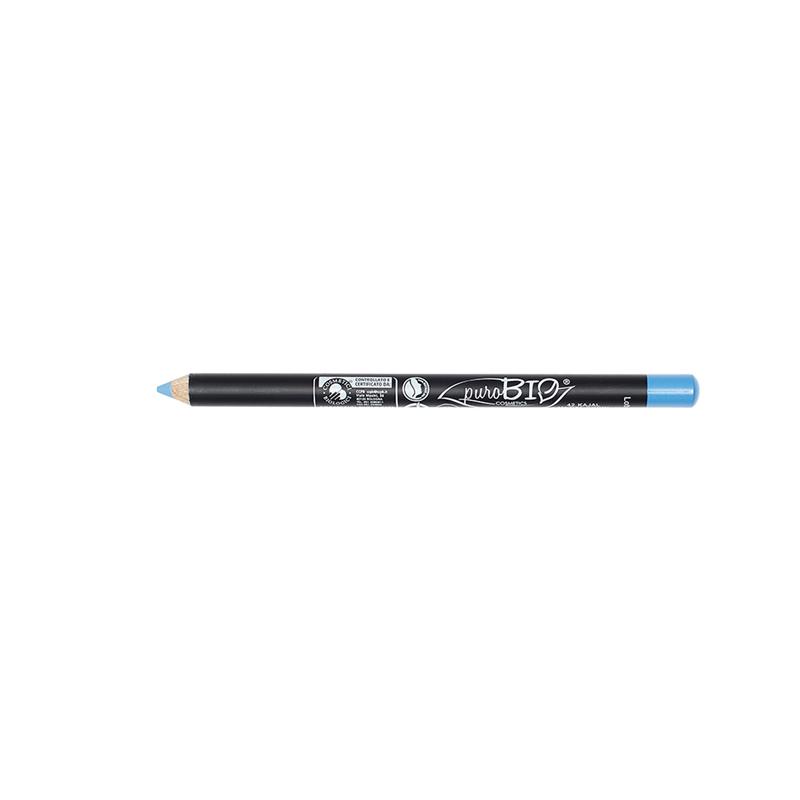 Crayon pour Les yeux  42 - kajal BLeu céleste - 1,3 g - PUROBIO COSMETICS