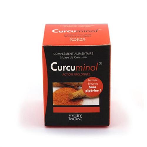 Curcuminol - 60 capsules - YVERY