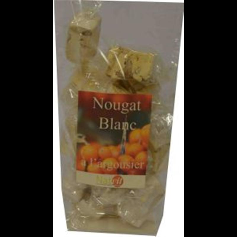 Nougat blanc à l'argousier - 150 gs - NATVIT