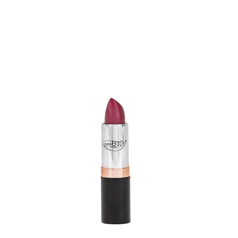 Rouge à Lèvres (no vegan) Violet métallique  15 - 3,5 g - PUROBIO COSMETICS