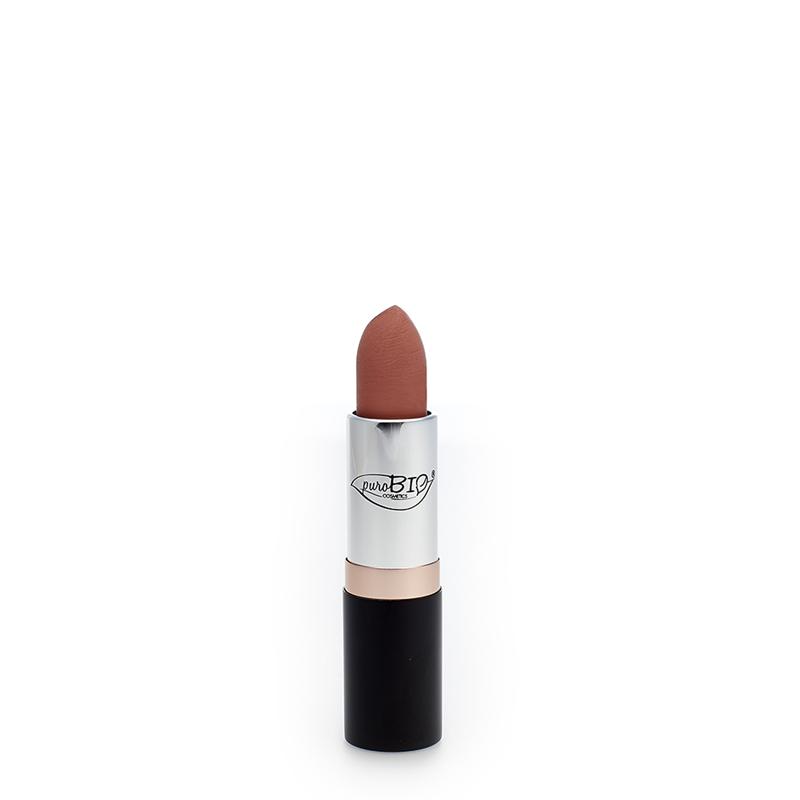 Rouge à Lèvres Pêche  01 - 3,5 g - PUROBIO COSMETICS