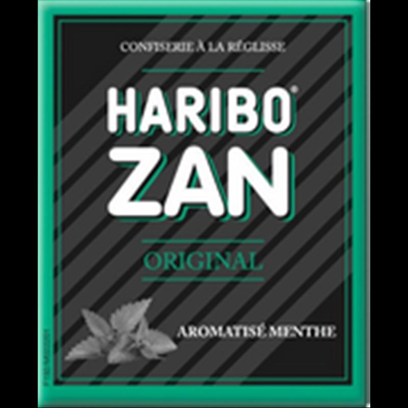 Bonbons Zan - Vert - 12 g - HARIBO - RICQLES