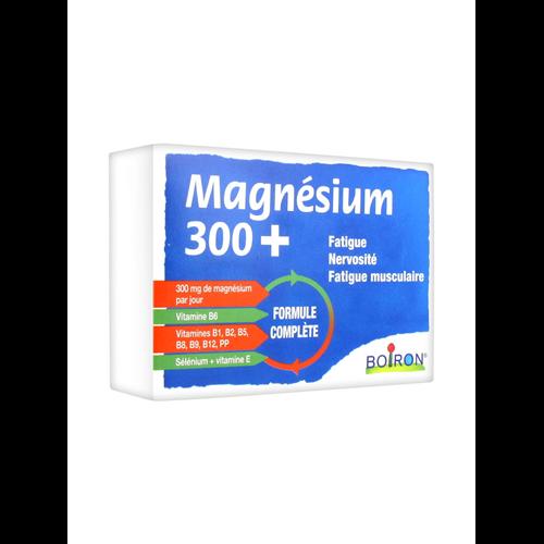 Magnesium 300+ - 80 comprimés - BOIRON