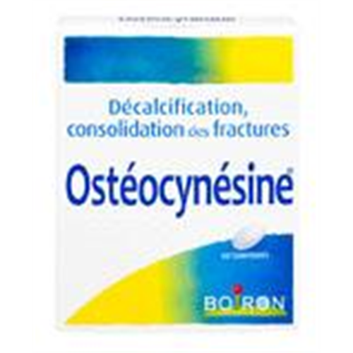 Osteocynesine - 60 comprimés - BOIRON