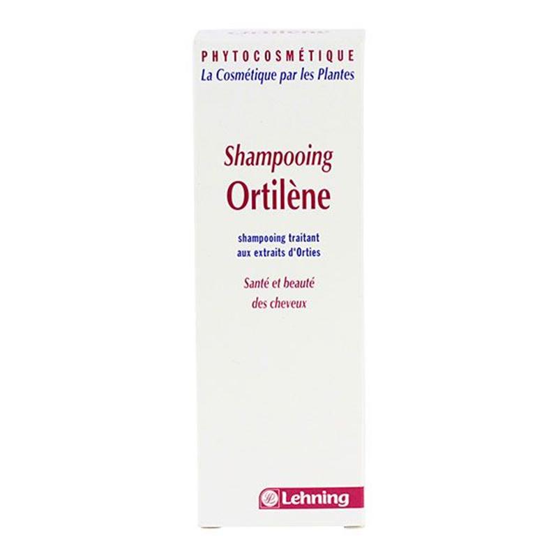 Ortilene shampoing - 200 ml - LEHNING