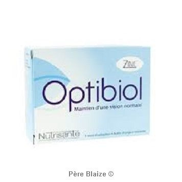 Optibiol - 30 capsules - NUTRISANTE