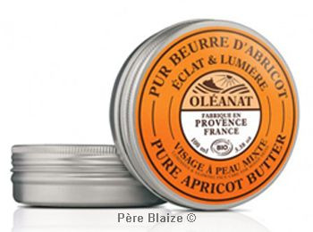 Pur beurre abricot - 100 ml - OLEANAT