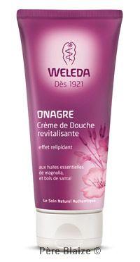 Crème de douche revitalisante à l'onagre BIO - 200 ml - WELEDA
