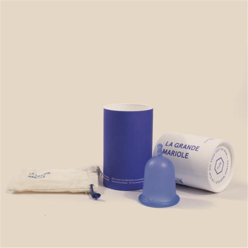 Cup menstruelle - La grande mariole - grande taille & rigide - MIU