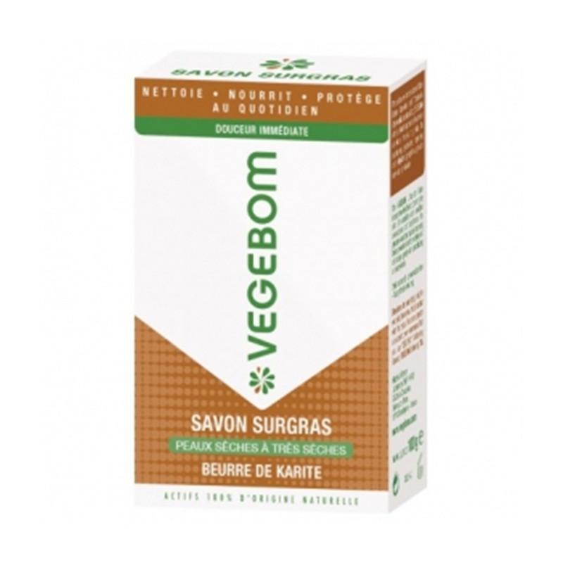Savon surgras- 100 g - VEGEBOM