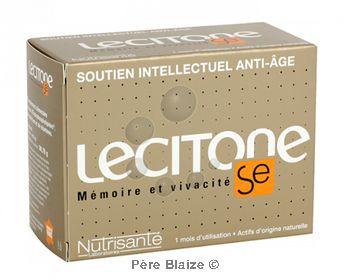 Lecitone SE - 60 capsules - NUTRISANTE