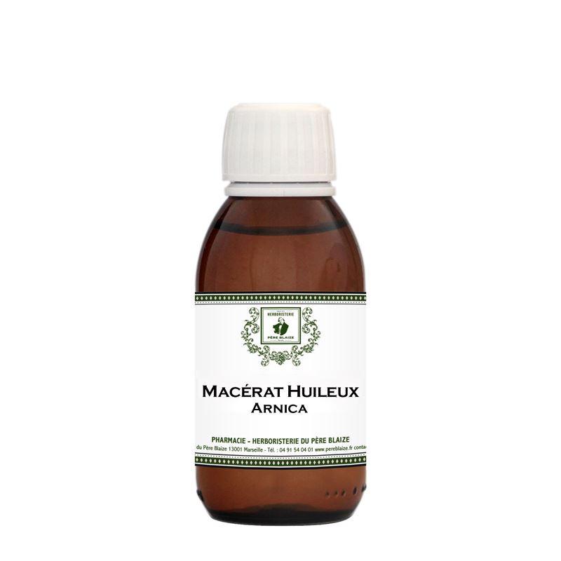 Macérât huileux Arnica BIO (Huile végétale) - Père Blaize