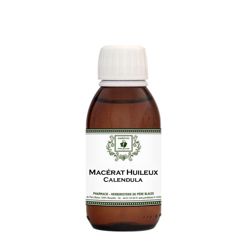 Macérât huileux Calendula BIO (Huile végétale) - Père Blaize
