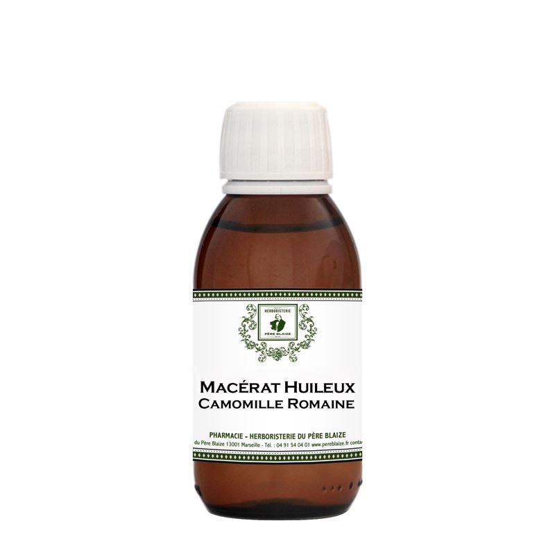 Macérât huileux Camomille Romaine BIO (Huile végétale) - Père Blaize