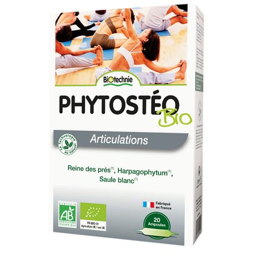 Phytosteo AB - 20 amp - BIOTECHNIE