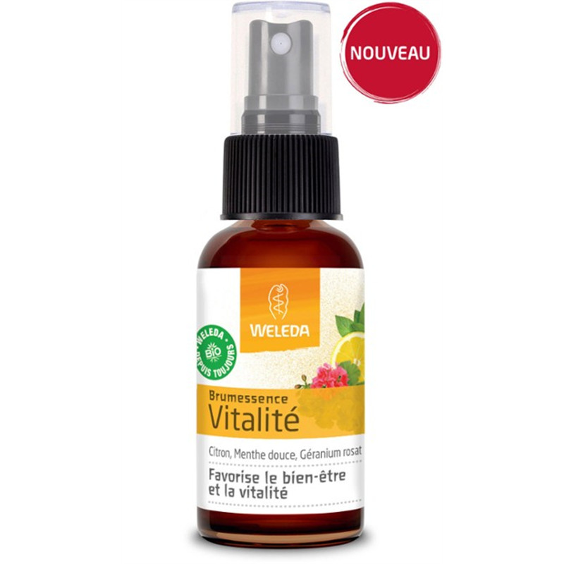 Brumessence Vitalité - 50 ml - WELEDA