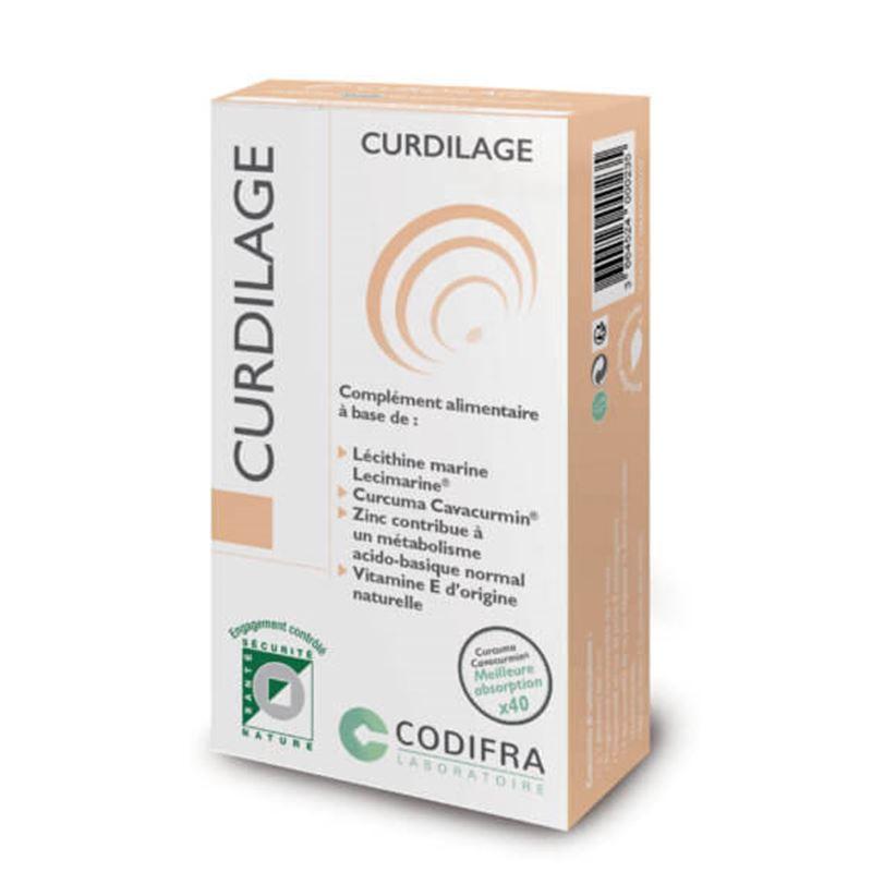 Curdilage - 30 gélules - CODIFRA
