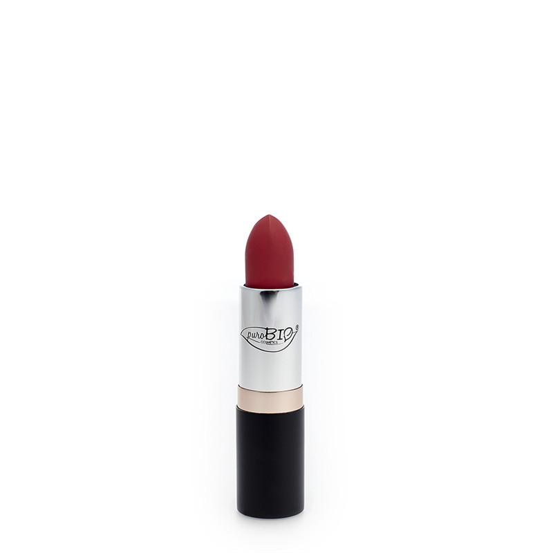 Rouge à Lèvres (no vegan) Rouge  07 - 3,5 g - PUROBIO COSMETICS