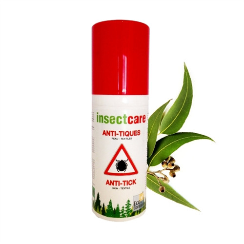 Insectcare spray anti tiques - 50 ml - MOUSTICARE