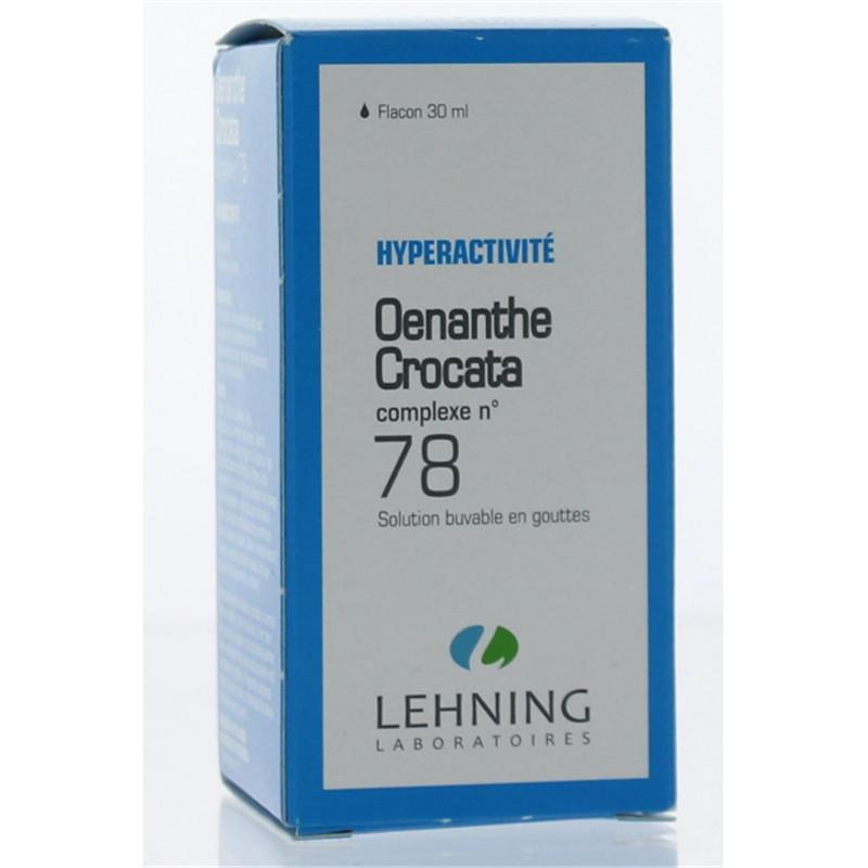 Oenanthe crocata N°78 - 30 ml - LEHNING