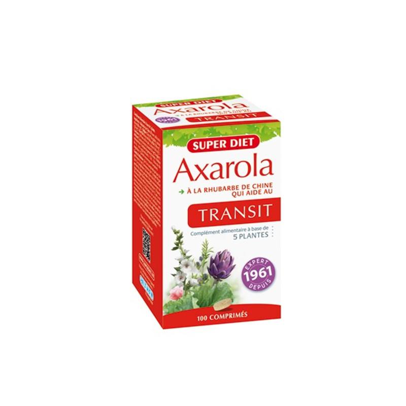 Axarola - 100 comprimés - LABORATOIRES SUPERDIET