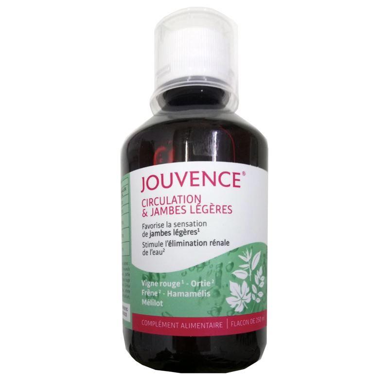 Complément alimentaire buvable Circulation & Jambes légères - 250 ml - JOUVENCE DE L'ABBE SOURY