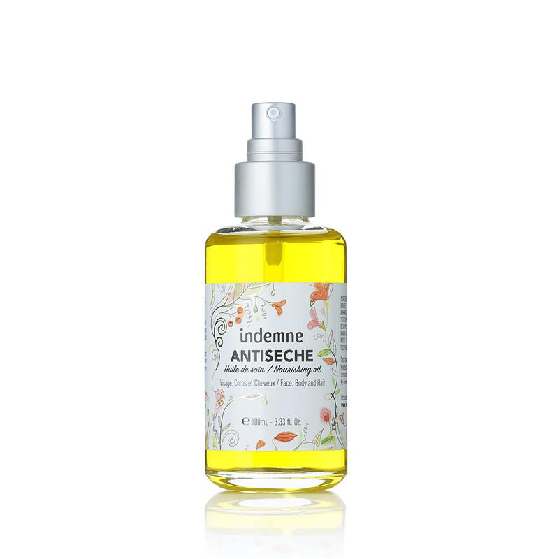 Antiseche - huile de soin - 100 ml - INDEMNE