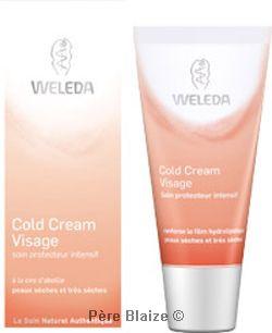 Cold cream visage - 30 ml - WELEDA