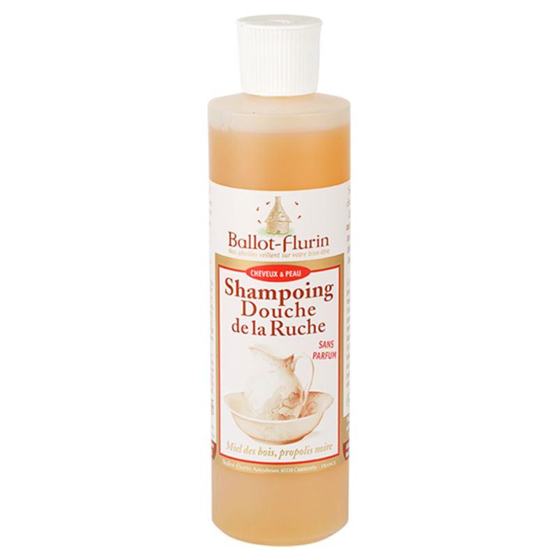 Shampoing douche de la Ruche - 500 ml - BALLOT-FLURIN