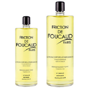 Friction de Foucaud - flacon verre - 500 ml - FOUCAUD