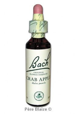 Crab apple - 20 ml - FLEURS DE BACH ORIGINAL - NELSONS