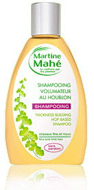 Shampooing volumateur au houblon - 200 ml - MARTINE MAHE