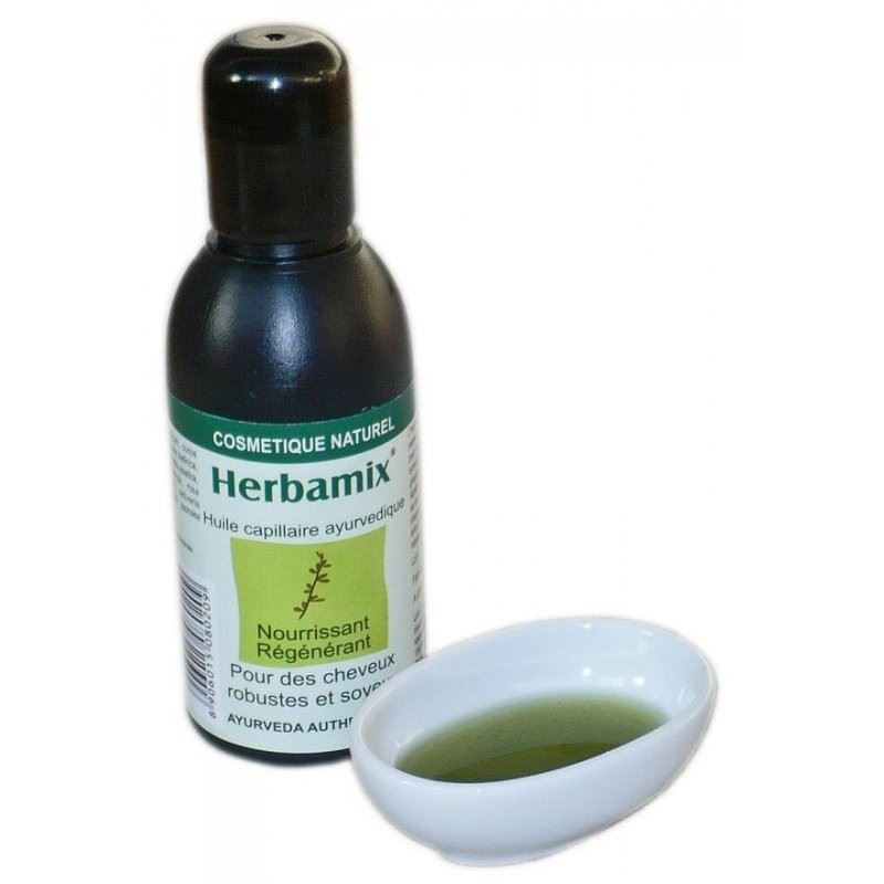 Huile Capillaire - 100 ml - HERBAMIX