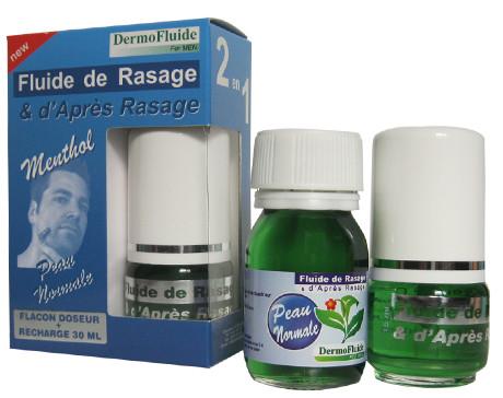 Menthol - classique (20 + 30) - 50 ml - DERMOFLUIDE - DETERLUB