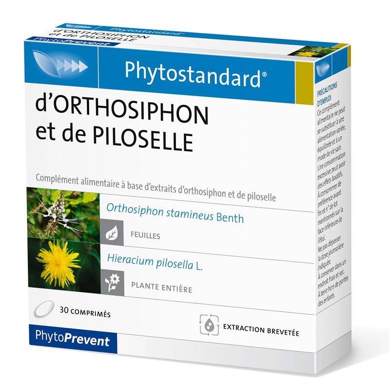 Orthosiphon piloselle - 30 comprimés - PHYTOSTANDARD - LABORATOIRE PILEJE