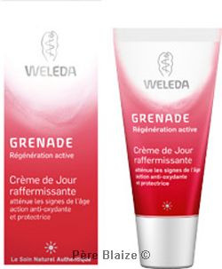 Grenade - crème de jour raffermissante - 30 ml - WELEDA