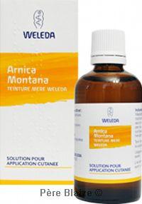 Arnica montana, teinture mère - 60 ml - WELEDA