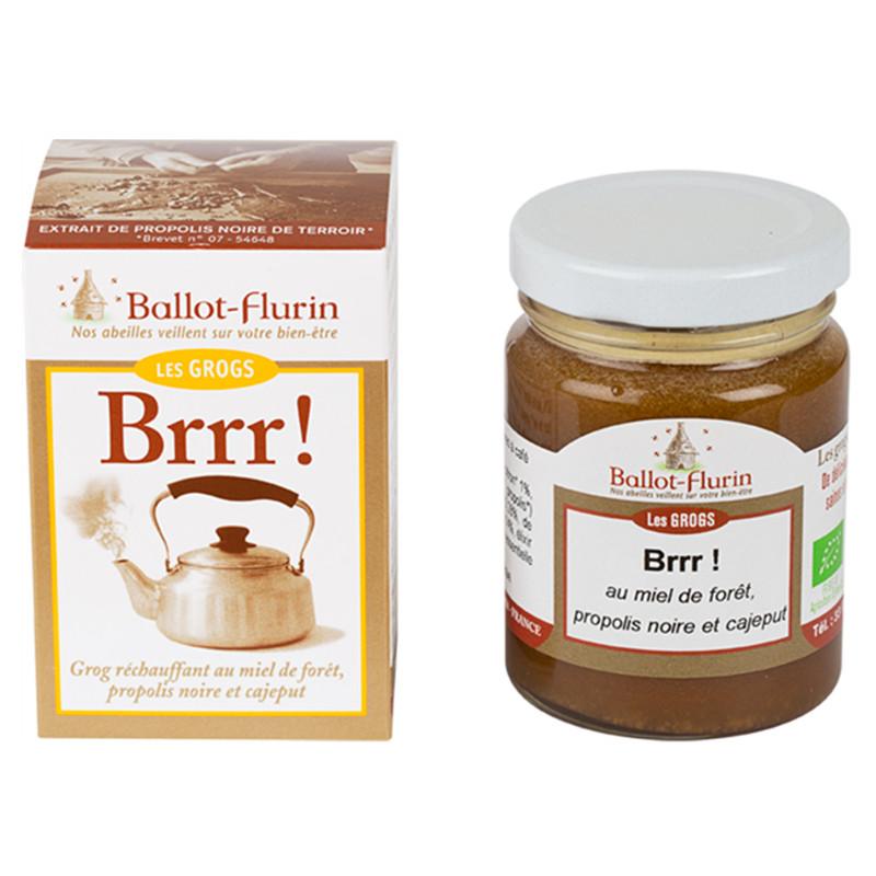 Grog Brrr ! - pot de 125 g - BALLOT-FLURIN