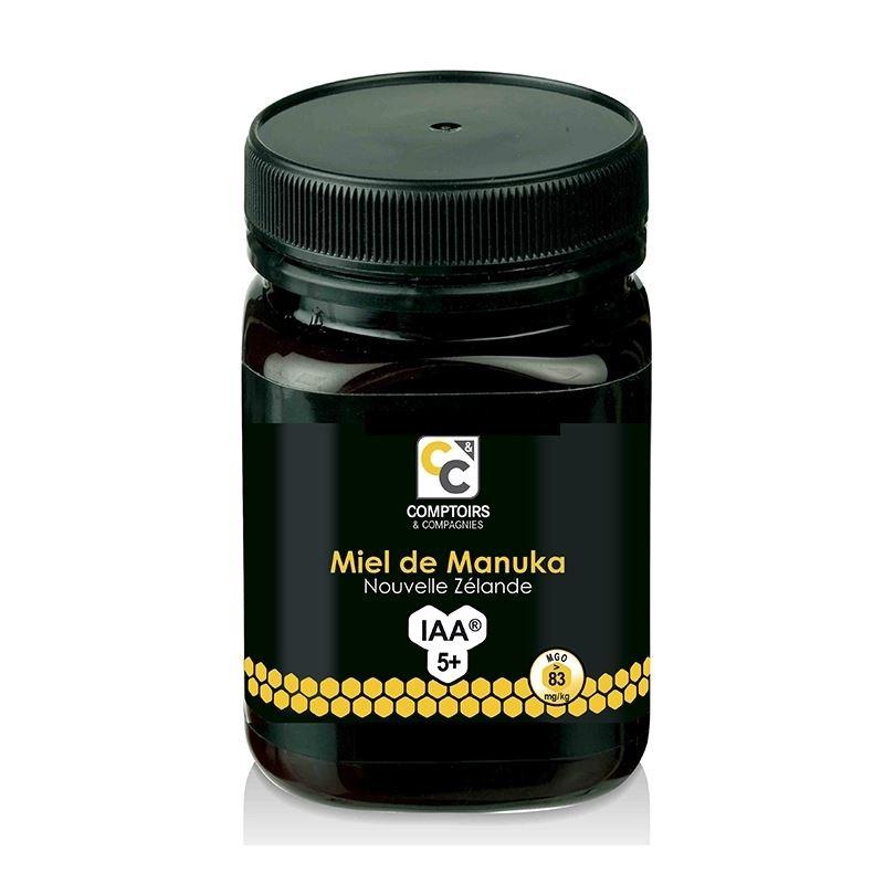 Miel de manuka IAA5+ - 500 g - COMPTOIRS&COMPAGNIES