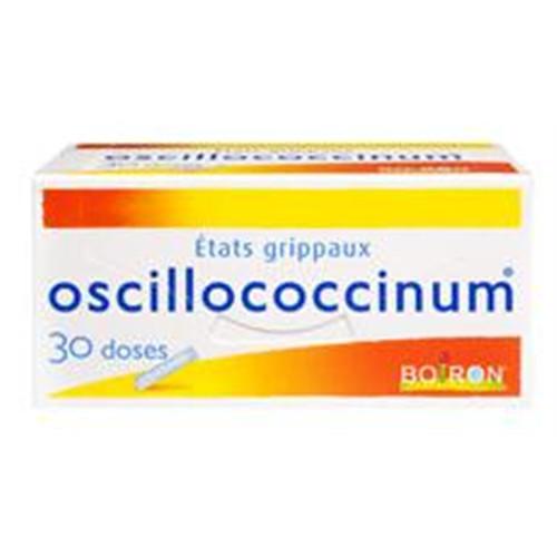 Oscillococcinum - 30 doses - BOIRON