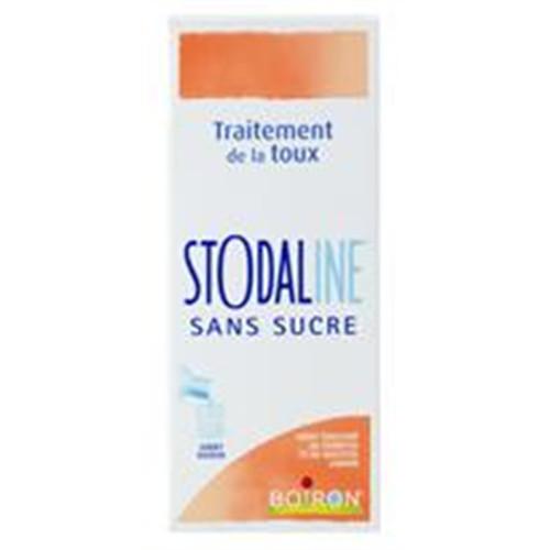 Stodaline ss sucre - sirop - 200 ml - BOIRON