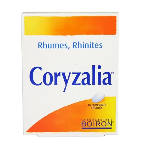 Coryzalia - 40 comprimés orodisper - BOIRON