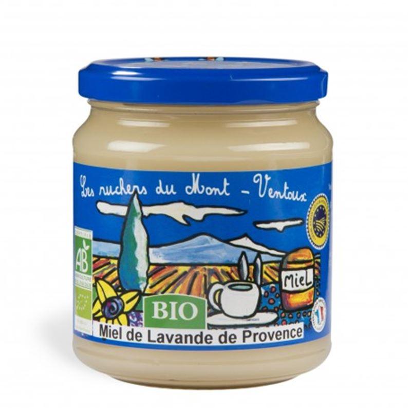 Miel de lavande BIO de Provence - 250g - AUGIER MIEL