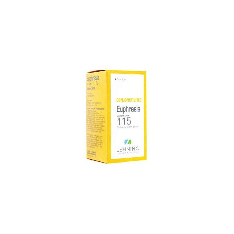 Euphrasia N°115 - 30 ml - LEHNING