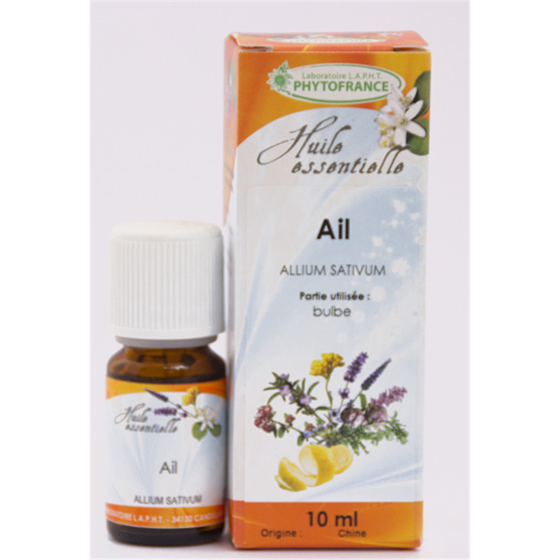 Huile essentielle Ail - 10 ml - PHYTOFRANCE